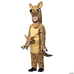 Toddler's Kangaroo Costume - 3T-4T