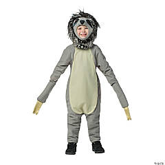 Toddler Sloth Halloween Costume - 3T - 4T