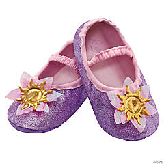 Toddler's Rapunzel Slippers