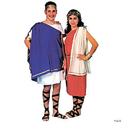 Toga Adult Women's Costume