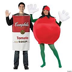 Tomato Soup Couples Costumes