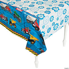 Tonka Tablecloth