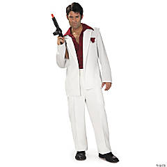 Tony Montana Scarface Adult Men's Costume