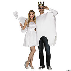 Tooth Fairy Costume for Couples