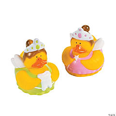 Tooth Fairy Rubber Duckies