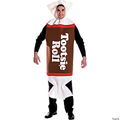 Tootsie Roll Adult Men's Costume