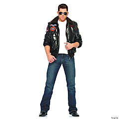 Top Gun Jacket Adult Men's Costume