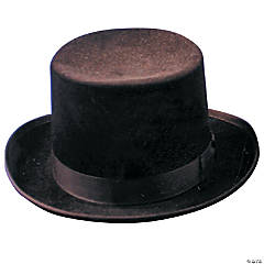 Top Hat Felt Quality Brown