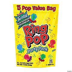 Topps Ring Pop<sup>®</sup> Party Pack