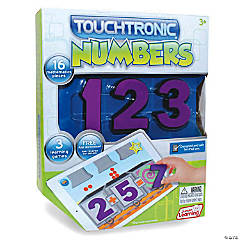 Touchtronic® Numbers, 16 pieces