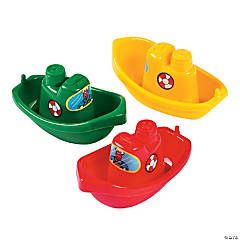 Toy Boats