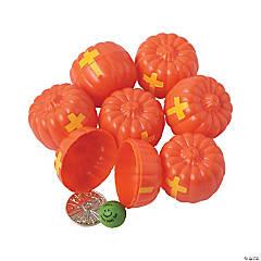 Toy-Filled Christian Pumpkins