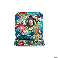 Toy Story Game Time Square Dessert Plates