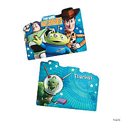 Toy Story Game Time Thank You Notes