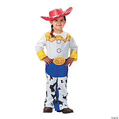 Toy Story Jessie Girl's Cowgirl Costume