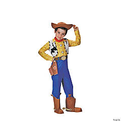 Toy Story Woody Deluxe Boy's Costume