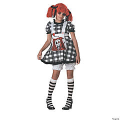 Tragedy Anne Tween Girl's Costume