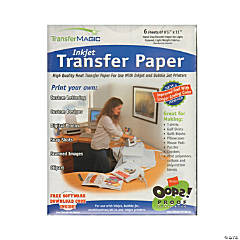 Transfer Magic Transfer Paper