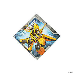 Transformers™ Beverage Napkins