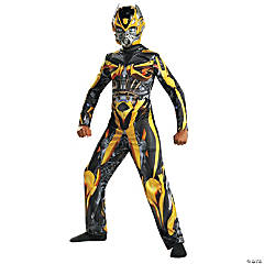 Transformers Bumblebee Classic Costume for Boys