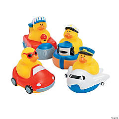 Transportation Rubber Duckies