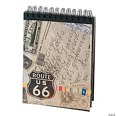 Travel Journal Album Idea