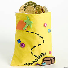 Treasure Treat Bag Idea