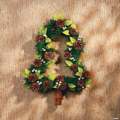 Tree-Shaped Wreath
