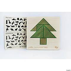 Tree Tangram Puzzle