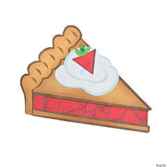 "Triangle ""Pie Slice"" Craft Kit"