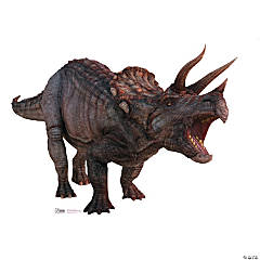 Triceratops Dinosaur Stand-Up