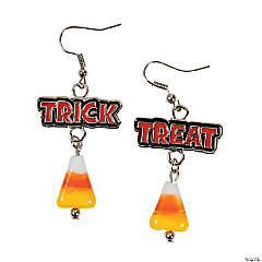 Trick-or-Treat Earrings Craft Kit