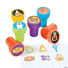 Trick Or Treat Stampers