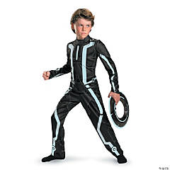 Tron Legacy Deluxe Costume for Boys