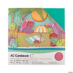 Tropical Cardstock Variety Pack