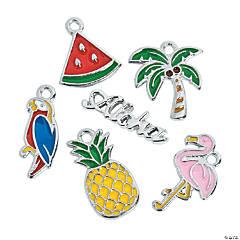 Tropical Fun Charms