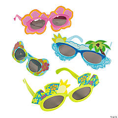 Tropical-Shaped Sunglasses