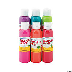 Tropical Tempera Paint Set - 4 oz.