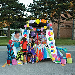 Trunk-or-Treat Jesus' Love Is So Sweet Décor Idea