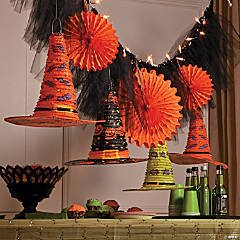 Tulle Halloween Lights