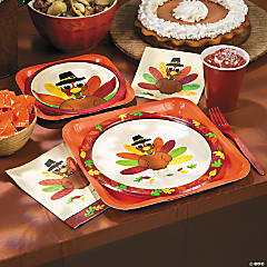 Turkey Fun Party Supplies