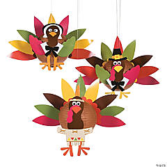 Turkey Hanging Paper Lanterns