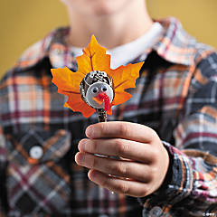 Turkey Lollipop Idea