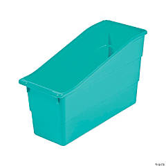 Turquoise Book Organizers