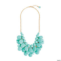 Turquoise Necklace Craft Kit