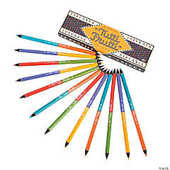 Tutti Frutti Louise Fili Dual-Ended Pencils