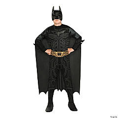Tween Boy's Batman Costume
