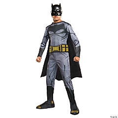 Tween Boy's Deluxe Batman Costume
