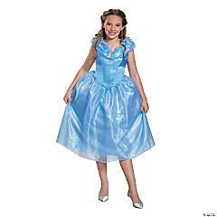 Tween Girl's Cinderella Costume - Medium