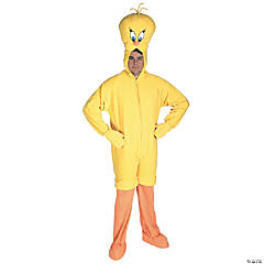 Tweety Adult Men's Costume